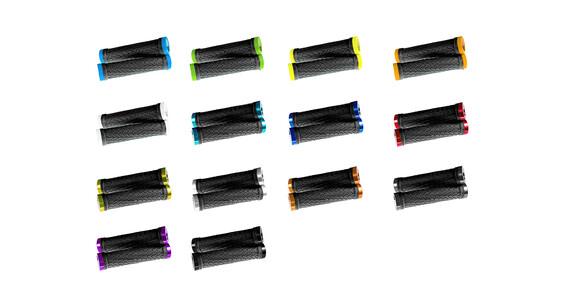 Sixpack S-Trix Griffe schwarz